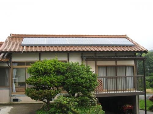 ソーラー施工事例3.7kw_001