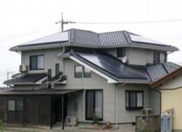 ソーラー施工事例3.7kw_002