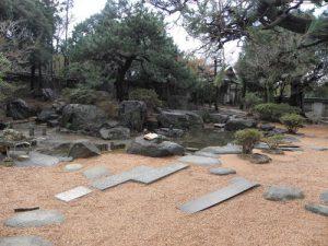 セラミックサンド施工例庭園_001
