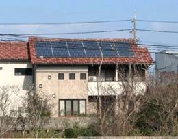 ソーラー施工事例5.55kw_001